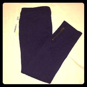 NWT Genuine Kids zipper pocket pants